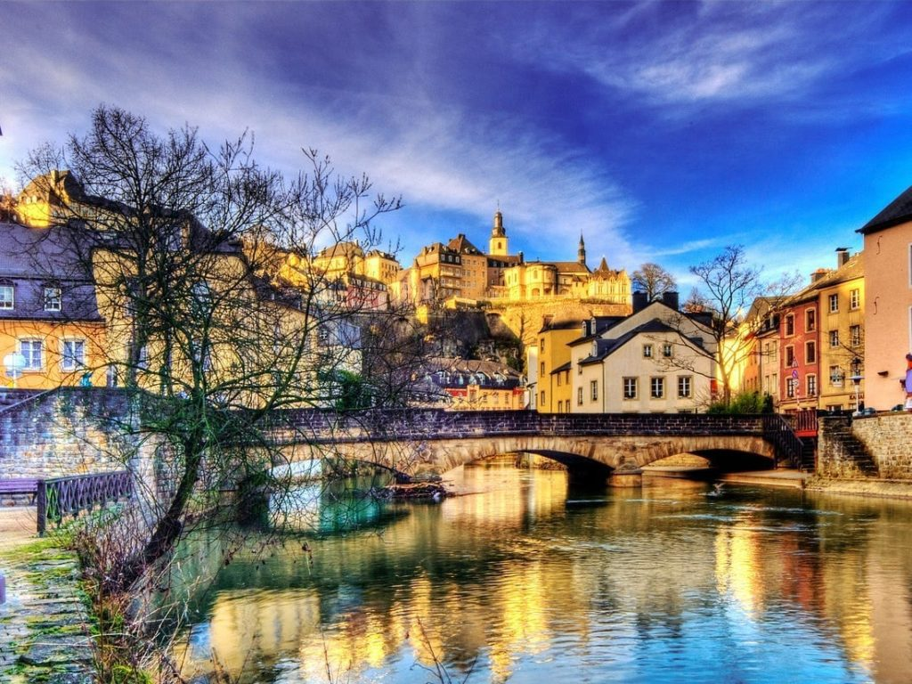 Luxembourg City Luxembourg